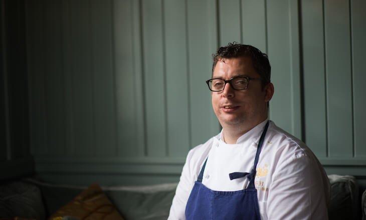 Chef Marcus Gleadow-Ware