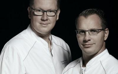 "Arjan Speelman and Onno Kokmeijer, Netherlands ""100 Best Chefs"""
