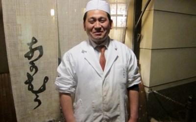 "Motokazu Nakamura, Japan ""100 Best Chefs"""