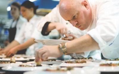 """Dieter Koschina, Portugal """"100 Best Chefs"""""""