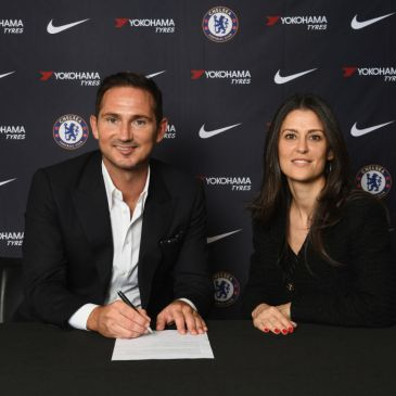Frank Lampard: Chelsea Manager