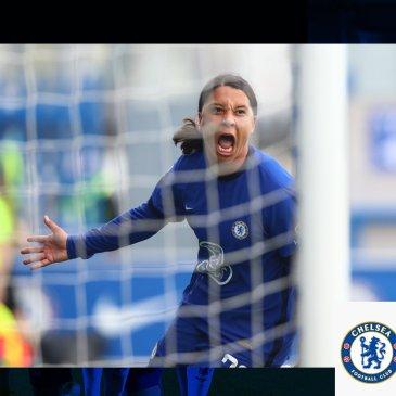 Chelsea Women 3-1 Manchester City Women