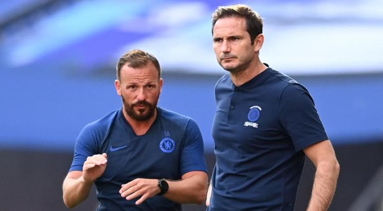 Sadly, football fans have abused Jody Morris on social media too.