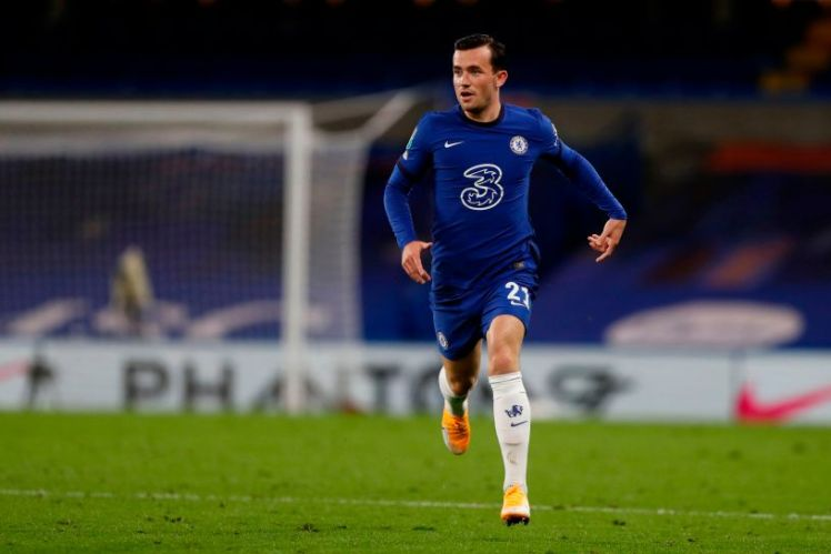 Ben Chilwell really making the position his own.