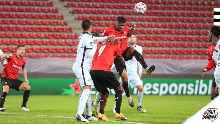 Rennes equaliser.
