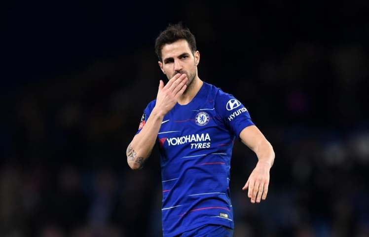 A master of the pass, Cesc Fabregas was nothing but classy for Chelsea and Arsenal.