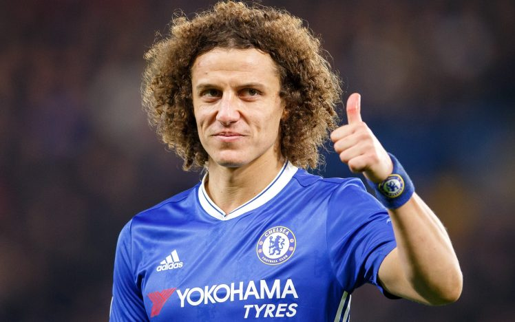 A larger than life character for Chelsea, Luiz swapped West for North London when first team opportunities became limited.