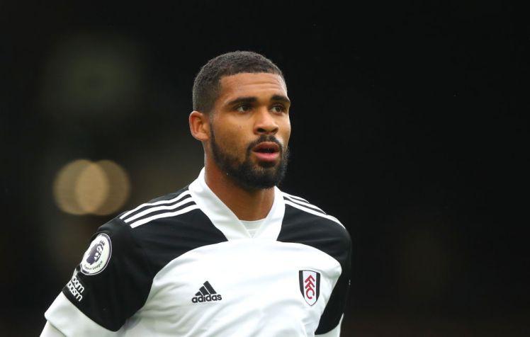 Ruben in action for Fulham in Loan Watch W11.