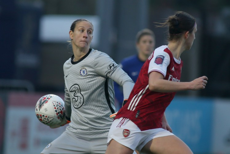 AKB has been brilliant for Chelsea FC Women