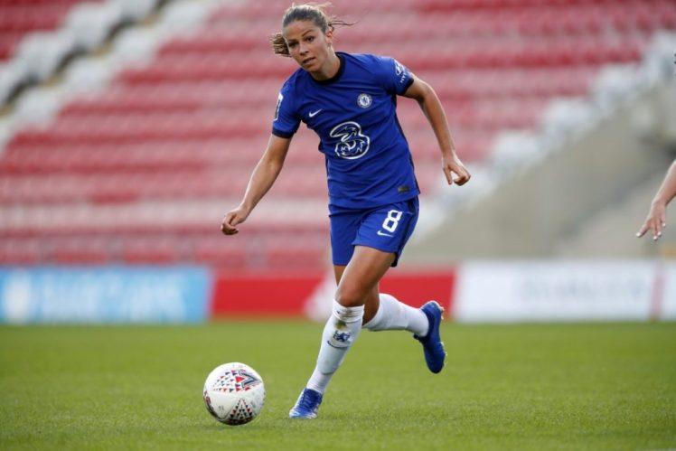 Melanie Leupolz joined Chelsea FC Women on a free transfer.
