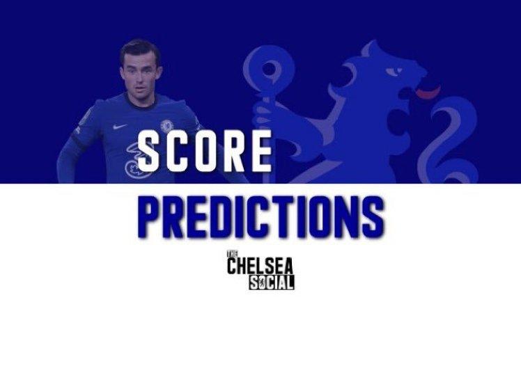 Score Predictions - Premier League - The Chelsea Social