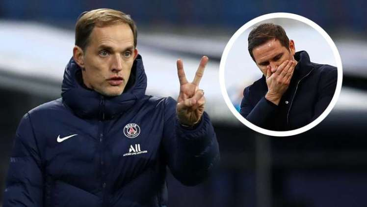 As Lampard's tenure concludes, Tuchel's begins and so far it's been good for the German tactician. Credit | Getty via Goal