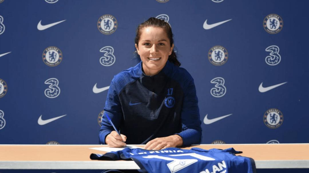 Jessie Fleming, Photo Courtesy Chelsea FC