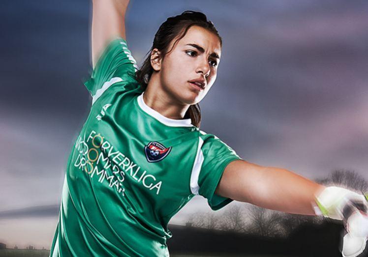 Zecira Musovic has a bright future ahead of her.