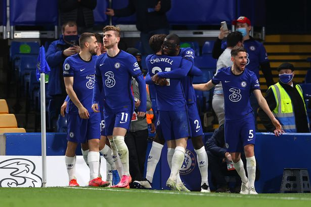 Chelsea's attack clicked against Leicester City and led the Blues improved performance. (Image: Catherine Ivill/Getty Images).