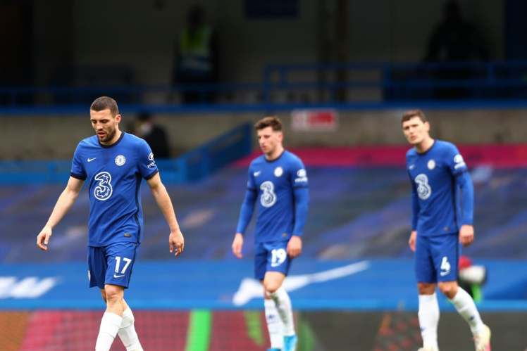 For all of Chelsea's good play, there are question marks surrounding their mentality and the intangibles that are needed to go to the next level. Getty Images