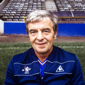 John Neal: He could have been Chelsea's Ferguson. Credit   thesefootballtimes.co