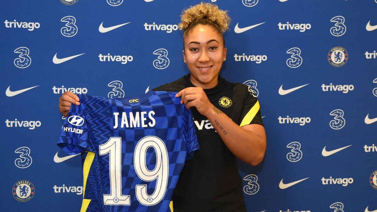 Once a Blue, Always a Blue: Lauren James returns to the club she represented in her youth. Credit | Sky Sports