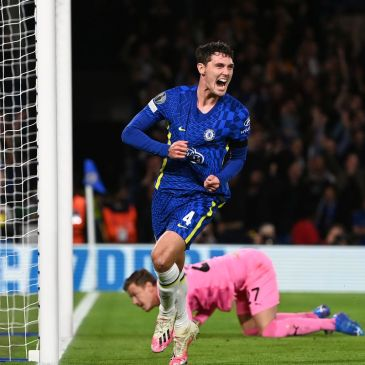 Christensen scores his first Chelsea goal, is he in your side for gameweek 9? Image credit to Getty Images.