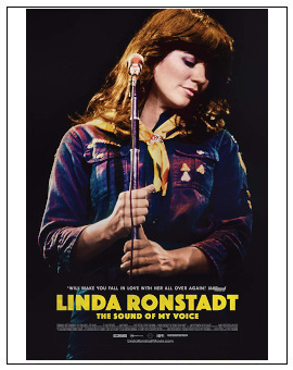 Image result for linda ronstadt sound of my voice poster