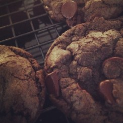 Double Chocolate Chip Cookies 2.0
