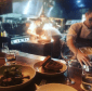 Asian duck & waffle delights