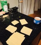 Very basic lasagne sheets