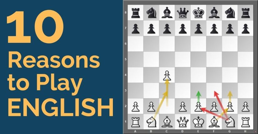 10 Reasons to Play English Opening