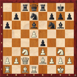Passed Pawns in Middlegames: Stefanova-Hamdouchi