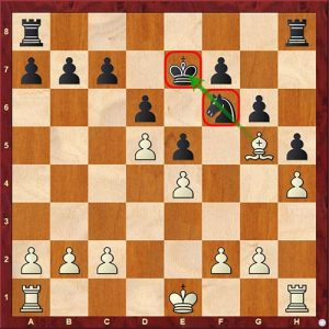 Chess Tactics absolute pin