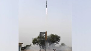 DRDO successfully launches Surface to Air Missile capable of neutralising aerial threats