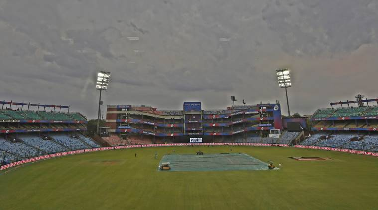 Two suspected bookies arrested from inside Delhi stadium during IPL game