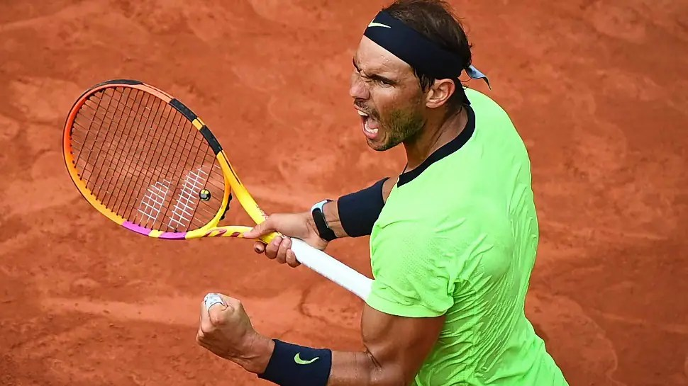 French Open: Defending champion Rafael Nadal powers his way into semifinals