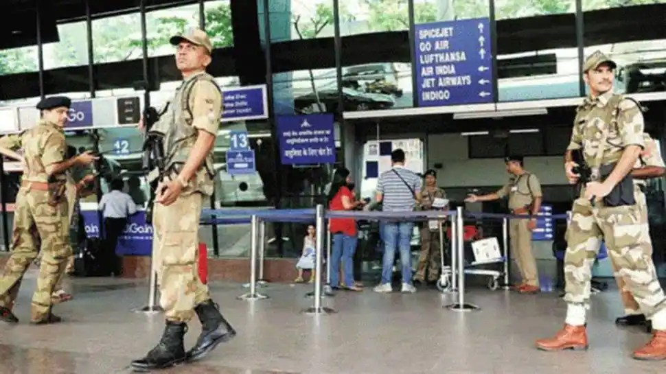 Man threatens to hijack planes from Madhya Pradesh's Bhopal and Indore airports to Pakistan, held