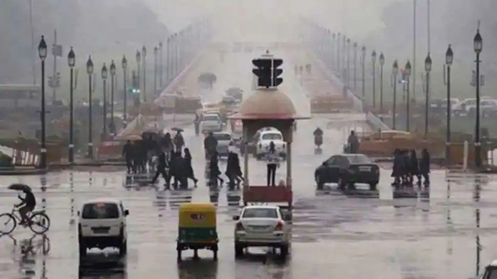 Rains bring respite from heat in Delhi, thunderstorm, gusty winds likely in coming days