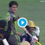 Shaheen Afridi, Sarfaraz Ahmed get into ugly spat in PSL 2021 encounter – WATCH | Cricket Information