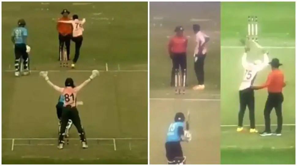 Shakib Al Hasan loses temper, kicks, uproots stumps during T20 match - WATCH
