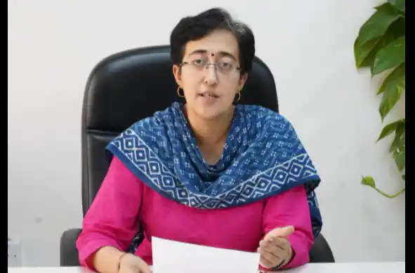 We have received 1.25 lakh doses of Covishield and 20,000 doses of Covaxin for youth between 18-44: Atishi