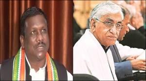 Chhattisgarh Congress MLA apologises for blaming health minister for attack on him