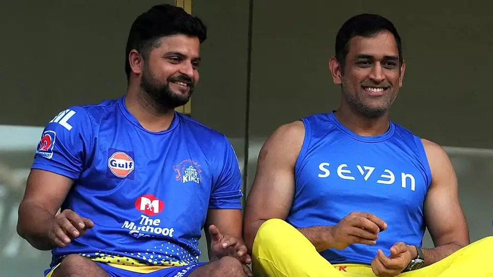 IPL 2021: Hopefully we can do it again for MS Dhoni, says Suresh Raina - watch video