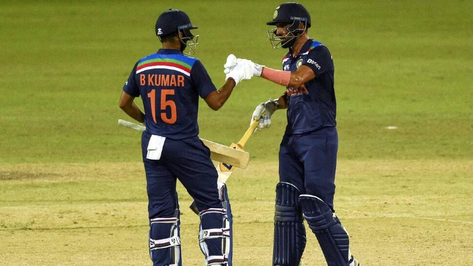 India vs SL 2nd ODI: Deepak Chahar says Rahul Dravid sir's belief in his batting pushed him to perform