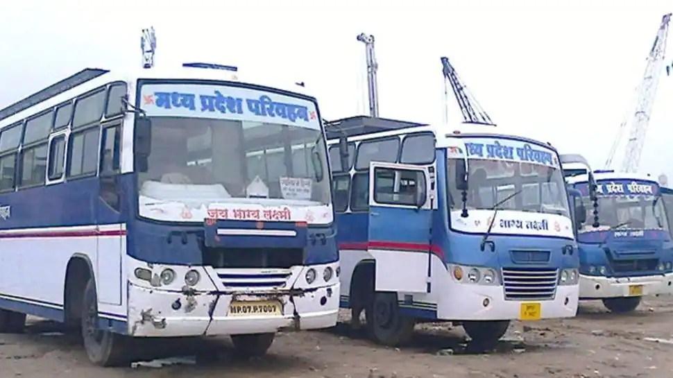 Madhya Pradesh extends ban on bus services with Maharashtra till July 28