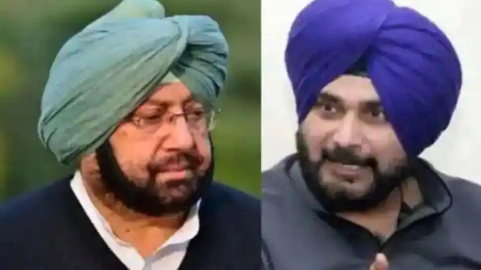 Navjot Singh Sidhu to take charge as Punjab Congress chief on July 23, invites CM Amarinder Singh