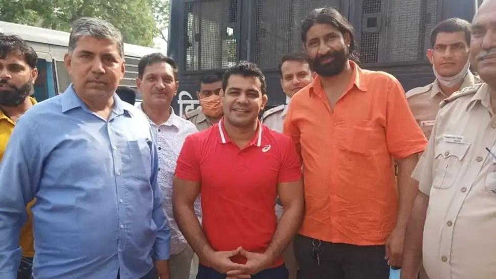 Sushil Kumar gets TV in Tihar jail to watch Tokyo Olympics