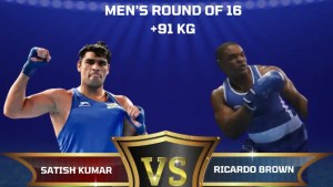 Tokyo Olympics: Boxer Satish Kumar sails into quarterfinals, one win away from medal