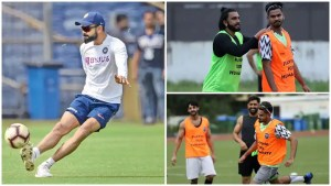 Virat Kohli says THIS after missing All-Stars football match featuring MS Dhoni and Shreyas Iyer