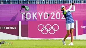 Tokyo Olympics golf: Aditi Ashok in medal hunt with blemish-free second round