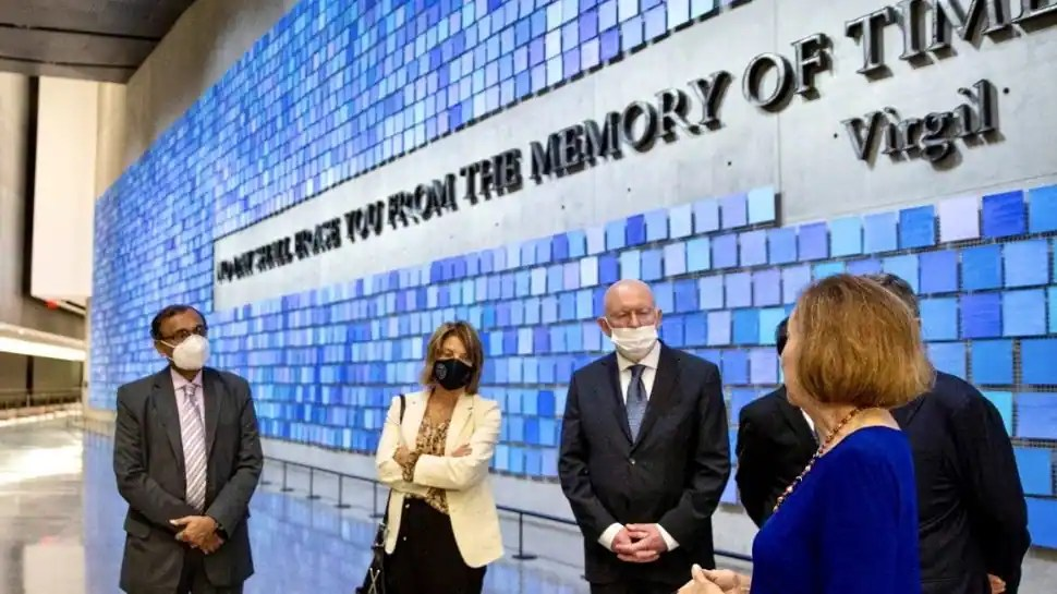 9/11 Memorial site should remind nations of collective resolve to fight terrorism: India