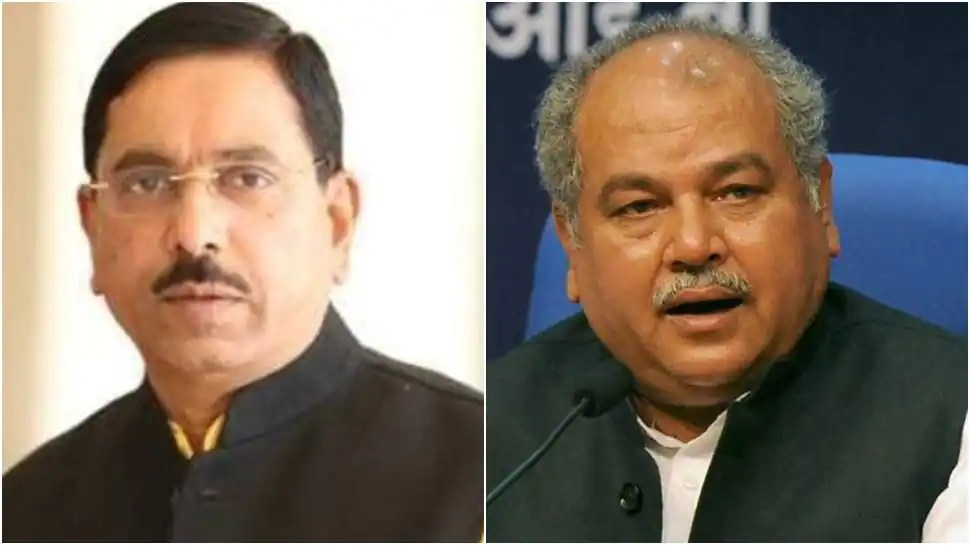 BJP sends Pralhad Joshi, NS Tomar as observers for selection of next Gujarat CM