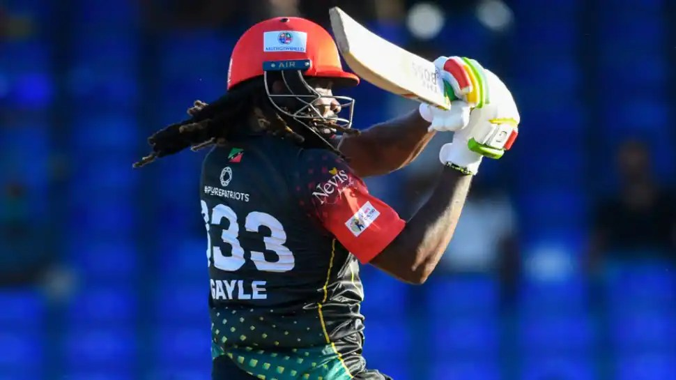 Chris Gayle, Evin Lewis fireworks lift St Kitts and Nevis Patriots into CPL 2021 final